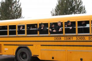 Wrestlers send off to State