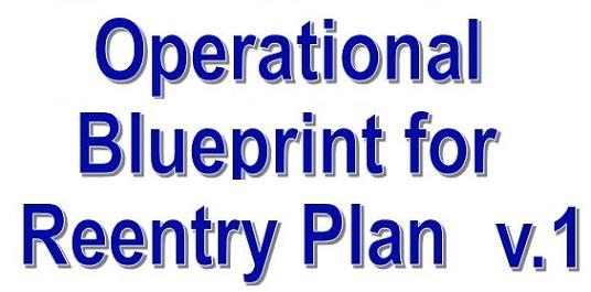 Operational Blueprint for Reentry Plan v.1