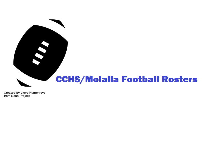 CCHS/Molalla Football Rosters